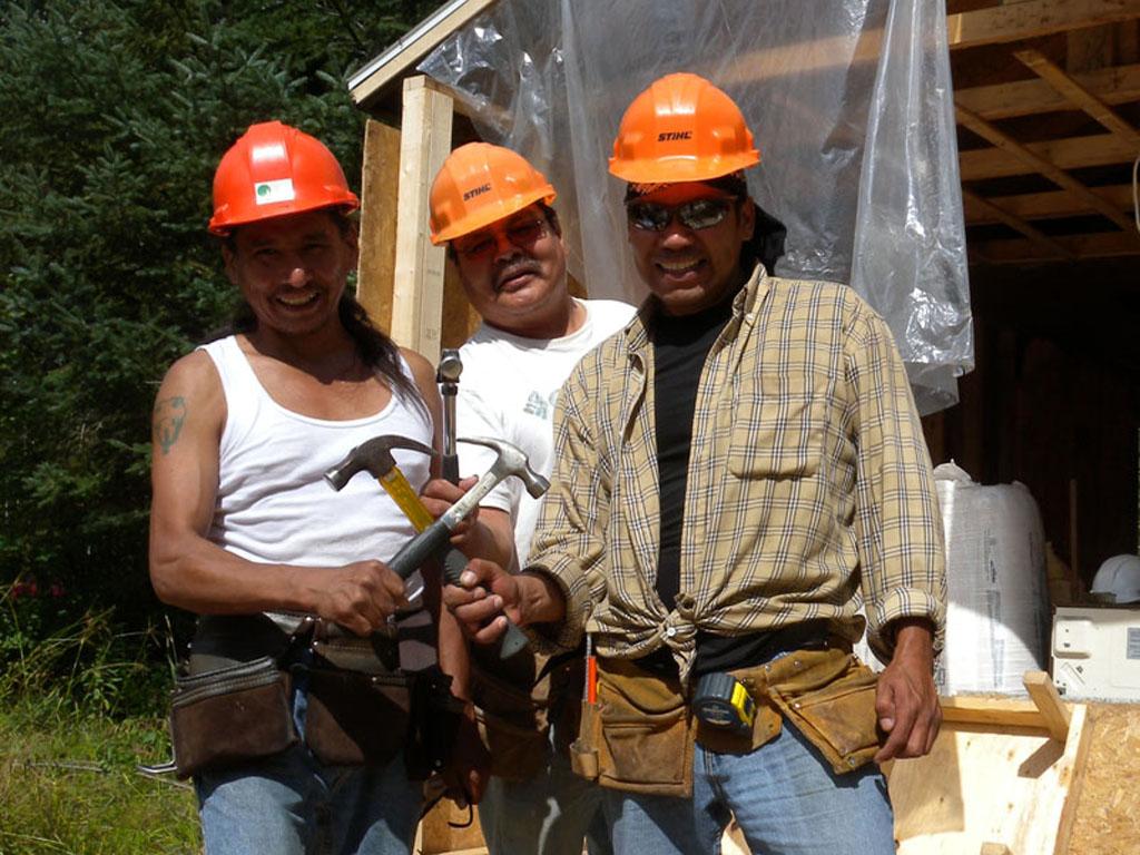 Festival Présence Autochtone : La résilience par l'architecture