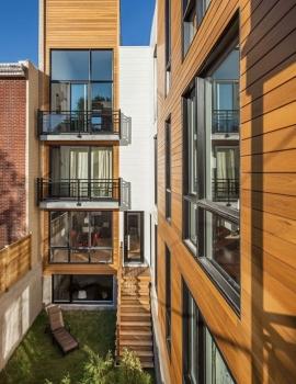 Habitations De Laroche, Montréal